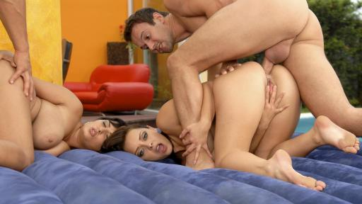 POV Game: Crazy foursome