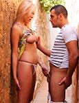 Horny Tourist In Ibiza