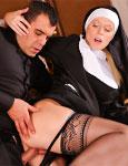 The Naughty Nun