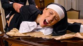 Die unanständige Nonne